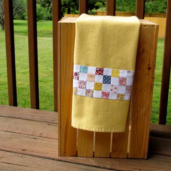 Kitchen Towel Vintage Look
