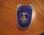 Royal Crown Championship Racing Cloth Bag, Great Dad Gift, Travel Pillow for car, plain, train, Bowl Filler