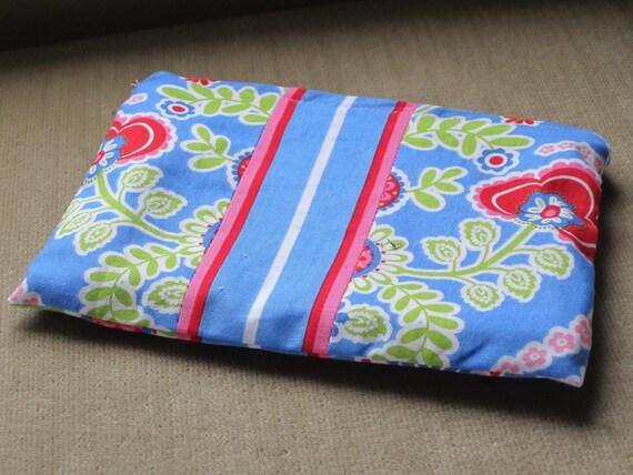 ON SALE - Beautiful, Fun Cosmetic Bag  - Michael Miller Ooh La La Coordinating Fabrics