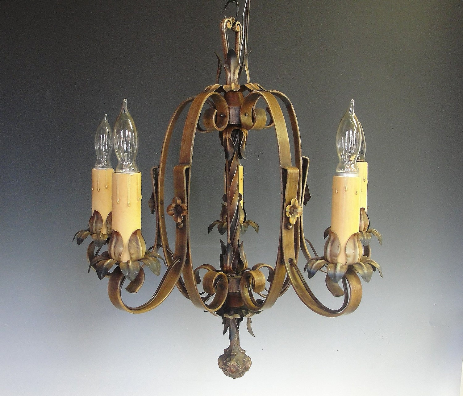 Antique lighting free shipping in us vintage lighting - Light fixtures chandeliers ...