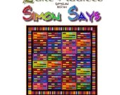 SIMON SAYS - Quilt-Addicts Patchwork Quilt Pattern