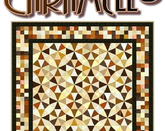 CARAMELLO - Quilt-Addicts Patchwork Quilt Pattern