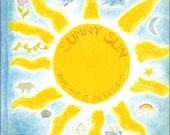 "Waldorf Songs for Children. ""Sunny Sun and Her Friends."" Music CD by Singer/Songwriter Rusty Vail"
