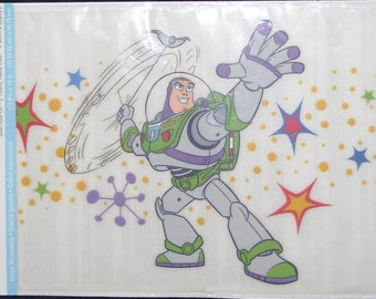 Stencils Instant Rub On - Disney Toy Story Buzz Lightyear by Imperial Home Decor Group