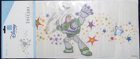 Instant Stencils For Walls : Stencils instant rub on disney toy story buzz lightyear by