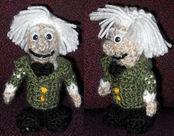 Mini Third Doctor (1970 to 1974), A Handmade Doctor Who Doll
