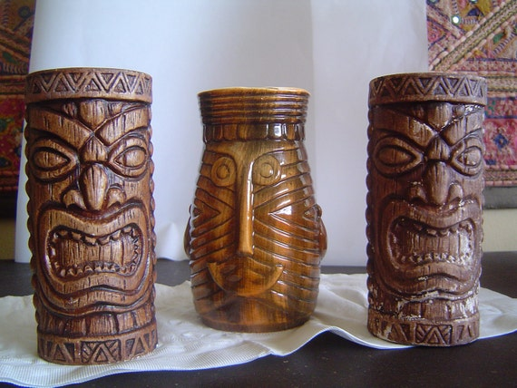 discounted from 12 dollars to  7 dollars /  Tiki Trio