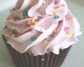 Cupcake Bath Fizzie - Summer Fling Scented