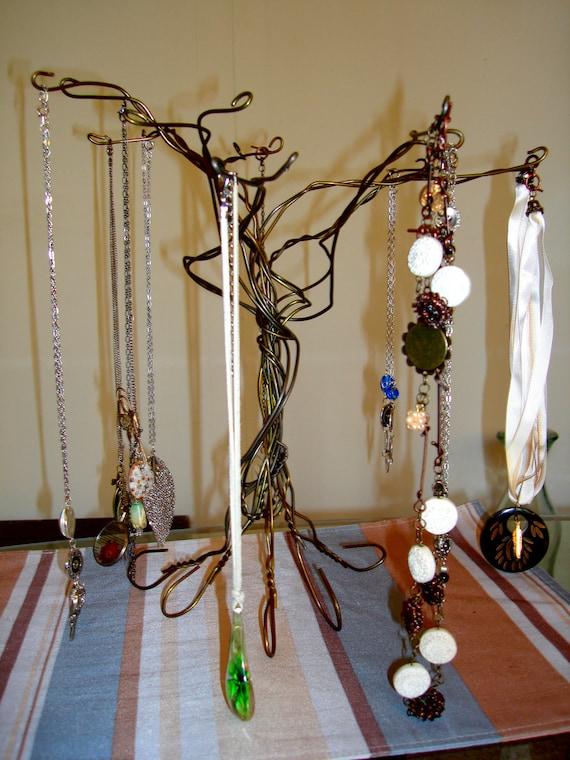 Wire Hanger Trellis