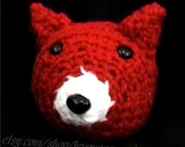 Sweet Amigurumi Red Fox