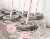 Light Pink Party Drink Kit