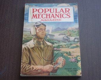 1949 Popular Mechanics Magazine