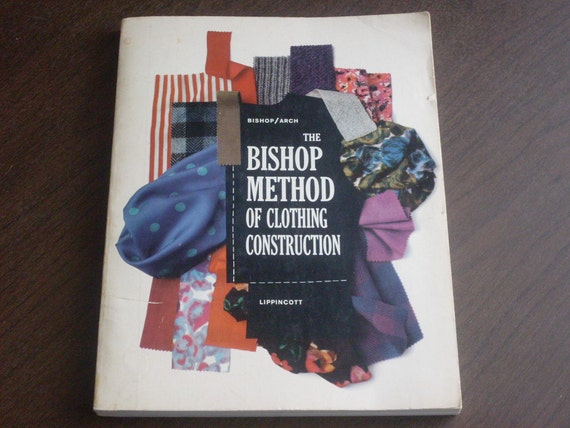 1959 The Bishop Method of Clothing Construction Book