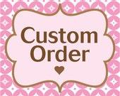 Custom Listing For Carol B