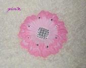 Diamond Daisy Flower - Pink