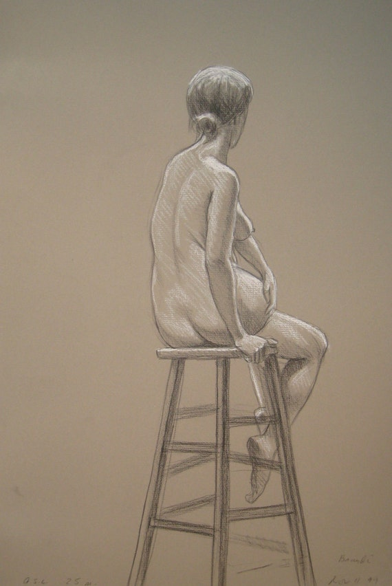 how to become a figure drawing model