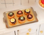 "Miniature Fruity French ""petit-fours"""