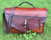 Rustic Briefcase