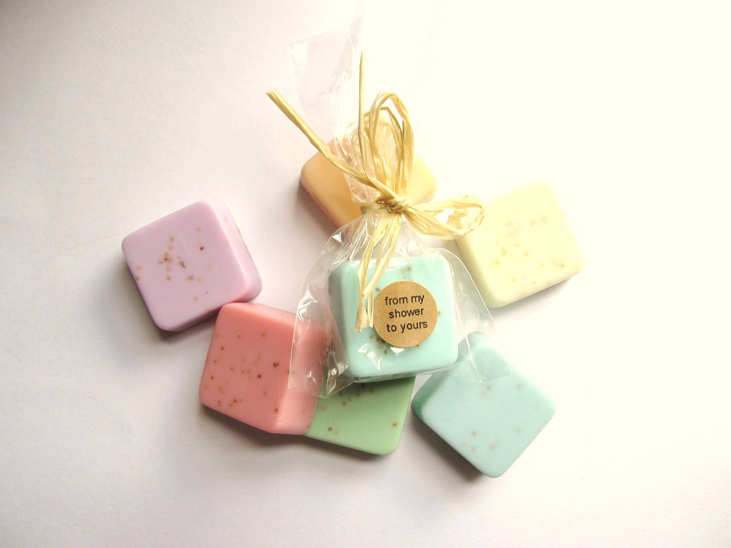 Wedding favors soap favors bridal shower party by for Shower favors wedding