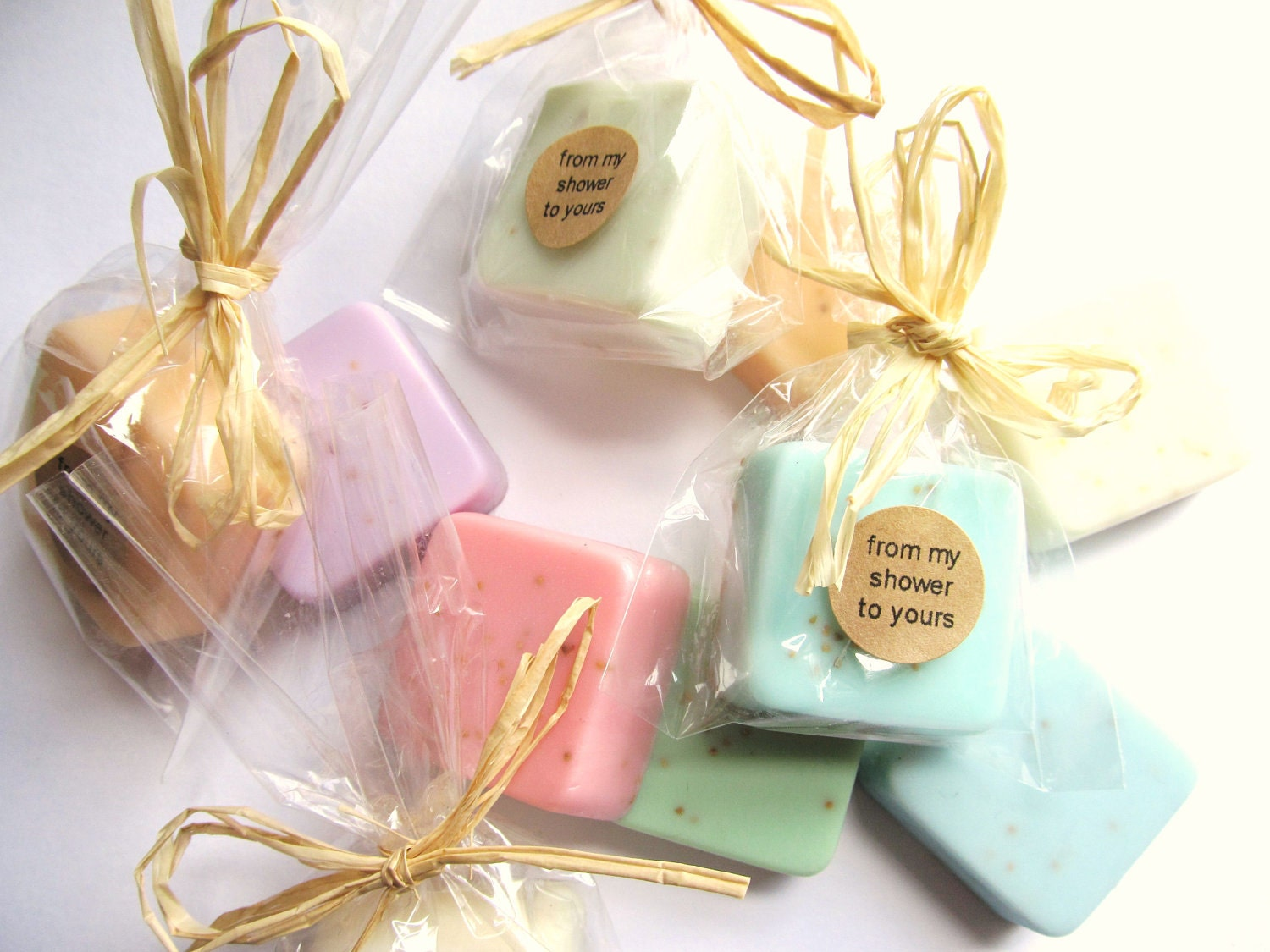 50 wedding favors soap favors party favors by kitschandfancy for Wedding favor supplies