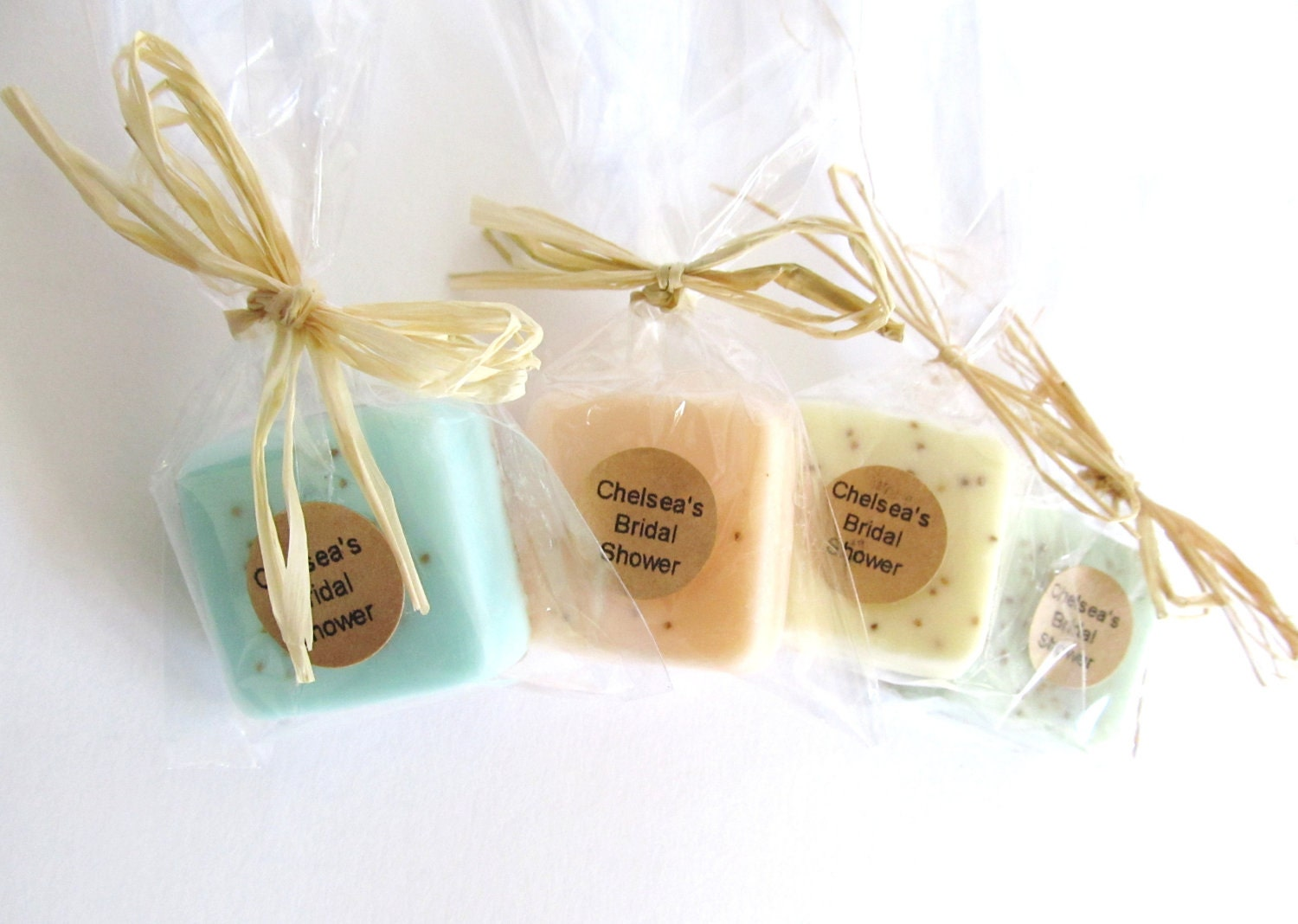 25 soap wedding favors or party favors bridal by for Wedding favor supplies
