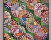 Sheila's Garden wall quilt