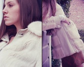 White Winter Coat Aladino Stefani Original