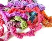 Neckwear - Wrap Bracelet - Belt - Necklace - Mobile - Garland - Fun - PDF pattern only
