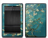 "Amazon Kindle Fire Decal Skin Cover - Kindle Fire HD 7"" 8.9"" Skin Cover - Van Gogh Blossoming Almond Tree"