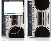Apple iPod Classic Decal Skin Cover - Boombox