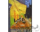 Apple iPhone 4 4S Slim Hard Case Cover  - Van Gogh Cafe Terrace