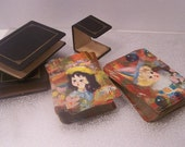 Vintage Santini Poncini Playing Cards with Case PN5117