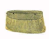 Vintage Whiting & Davis Beaded Mesh Clutch