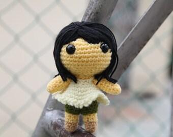 Jwen the Creator - Amigurumi crochet pattern (PDF File)