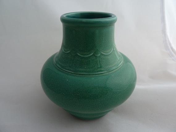 antique vintage villeroy and boch small vase by orlova1 on etsy. Black Bedroom Furniture Sets. Home Design Ideas