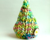 Newborn Gnome Hat - Color Explosion - Unisex