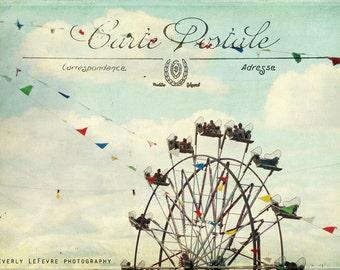 fair, festival, Summer, Ferris Wheel, Carnival, fine art photography