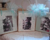 Nostalgic Lovers From The Past Gift Bags Collection 4