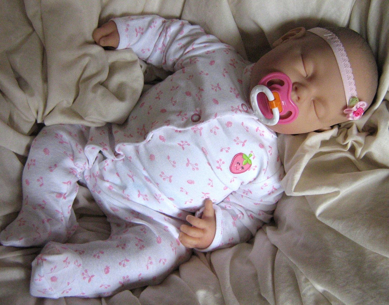 Ihram Kids For Sale Dubai: REBORN BABY DOLL 20 Inch Baby Reborn Life Size Child