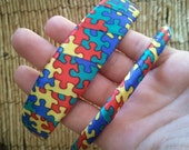 Autism Awareness Headbands