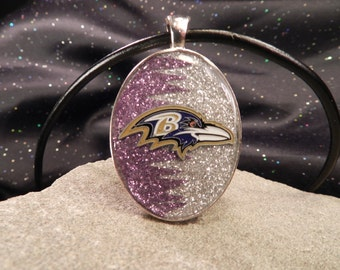 Ravens Doucolor in Silver and Lavender