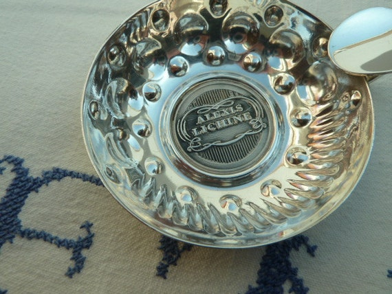 French Vintage Tastevin....or Wine Tasing Cup