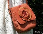 "Hand stittched leather handbag ""Lollita 1"""
