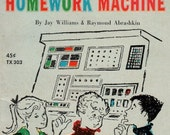 Danny Dunn and the Homework Machine Scholastic paperback TX303