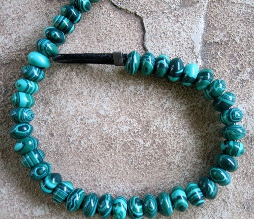 how to make synthetic malachite