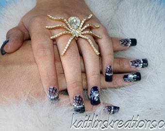 Web Master Artificial Nail Art