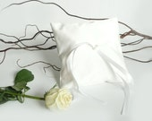 Bridal Pillow for Ring Bearer - wedding - bride
