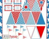 Patriotic Party Printable...