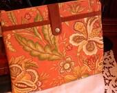 Soft Briefcase Portfolio iPad Laptop Carrier