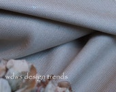 Mist Blue Linen Drapery Upholstery Fabric by the Yard